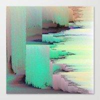 Selfie Drift Canvas Print