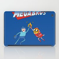 Mega Bros iPad Case