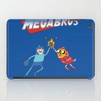 Mega Bros iPad Case