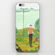 Using Rain iPhone & iPod Skin