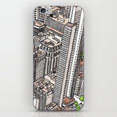 New York View iPhone & iPod Skin
