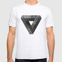 Lunar Mens Fitted Tee Ash Grey SMALL