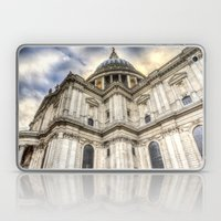 St Paul's Cathedral Lond… Laptop & iPad Skin