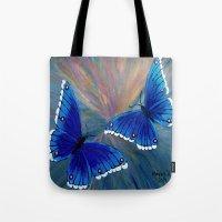 Butterflies-2  Tote Bag