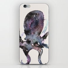 Long Time No Octo iPhone & iPod Skin