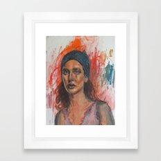 Loss Of Series V Framed Art Print