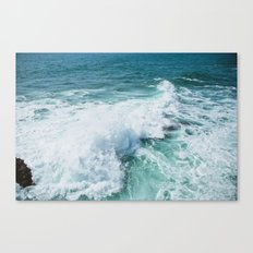 The Wave. Canvas Print
