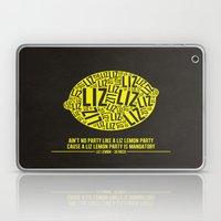 30 rock - liz lemon Laptop & iPad Skin