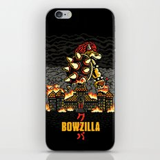 BOWZILLA iPhone & iPod Skin