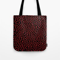 RED TRI Tote Bag