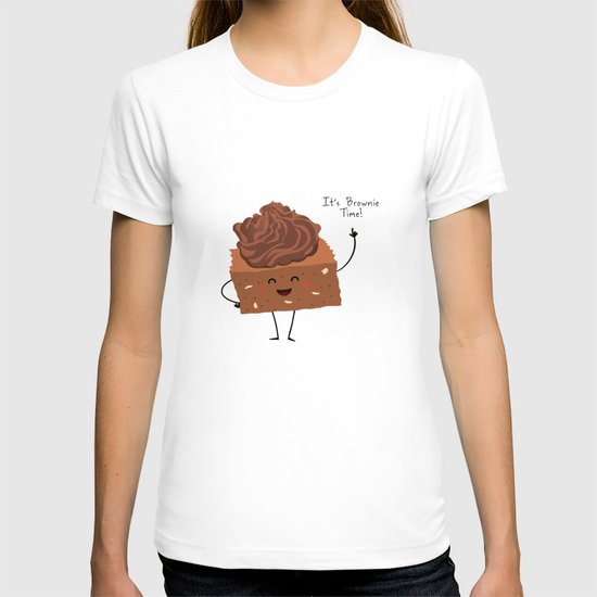 BROWNIE TIME T-shirt