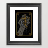 Doctrines Framed Art Print