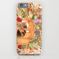 Lost in Nature iPhone 6 Slim Case