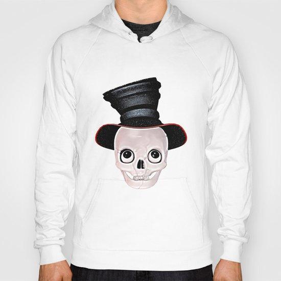 Mad Skull Hatter Hoody
