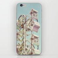 pastel carnival iPhone & iPod Skin