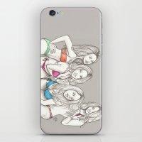 Spring Breakers iPhone & iPod Skin