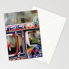 The Magic Bus Stationery Cards
