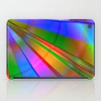 Rainbow Point iPad Case
