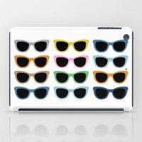 Sunglasses #3 iPad Case