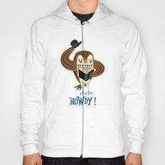 The Howdy Owl Hoody