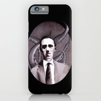 iPhone & iPod Case featuring Shuddering At The Nameless Things by Zombie Rust