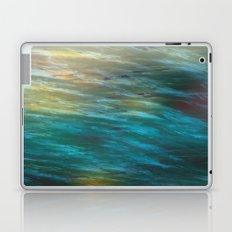 Turbulance in Breaking Light Laptop & iPad Skin