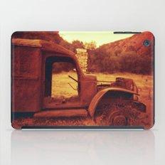 M*A*S*H Truck #01 iPad Case