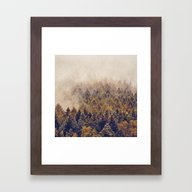 If You Had Stayed Framed Art Print