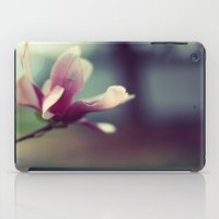 Magnolia Bloom iPad Case