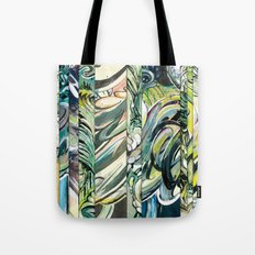 faded 4 Tote Bag