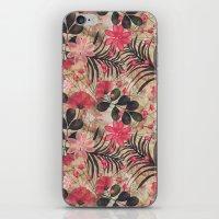Botanical Sketchbook iPhone & iPod Skin
