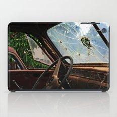 Junkyard Truck. iPad Case