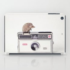 The Hedgehog and The Instamatic iPad Case