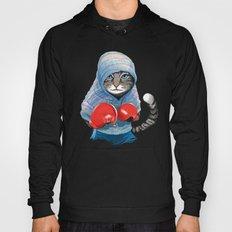 Boxing Cat Hoody