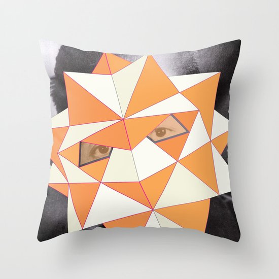 Stratos Throw Pillow