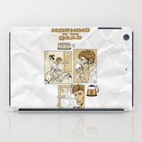 Morning of the Dead iPad Case