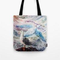 Go, Go, Big Bird, Fly! Tote Bag