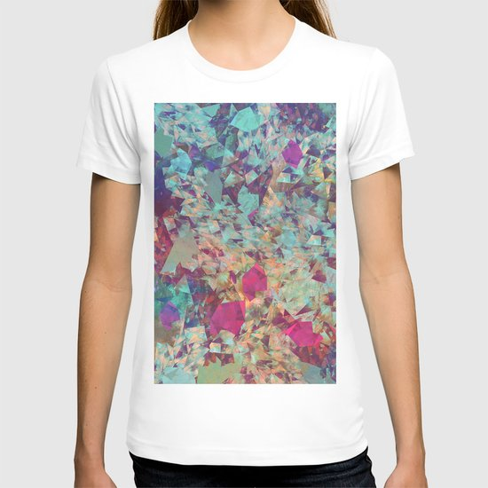 Spaced Geometric T-shirt