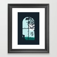 Mad World II Framed Art Print