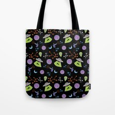 They're Heeere... Tote Bag