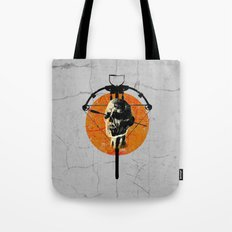 Dead Walking Tote Bag