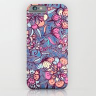Sweet Spring Floral - So… iPhone 6 Slim Case