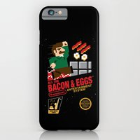 All the Bacon and Eggs iPhone 6 Slim Case