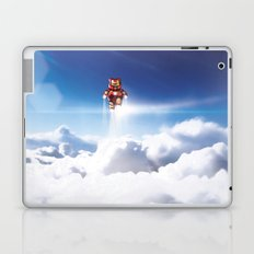 Super Bears - ACTION! the Invincible One Laptop & iPad Skin