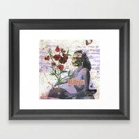 Buena Framed Art Print