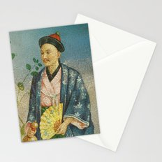 Japanese Costume Stationery Cards