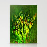 Thistle And Weeds Stationery Cards