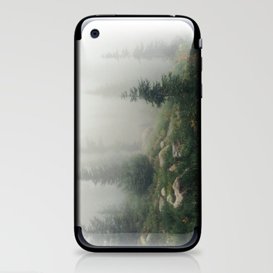 Mt Hood National Forest iPhone & iPod Skin