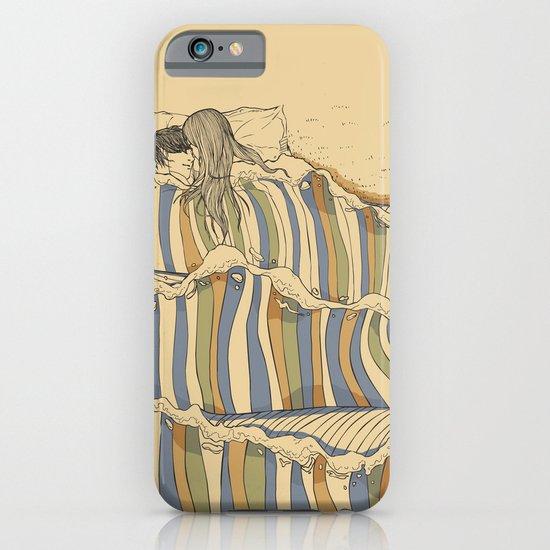 Ocean of love iPhone & iPod Case