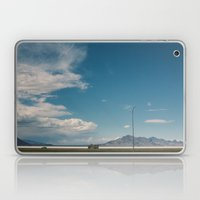 Bonneville Salt Flats Ut… Laptop & iPad Skin